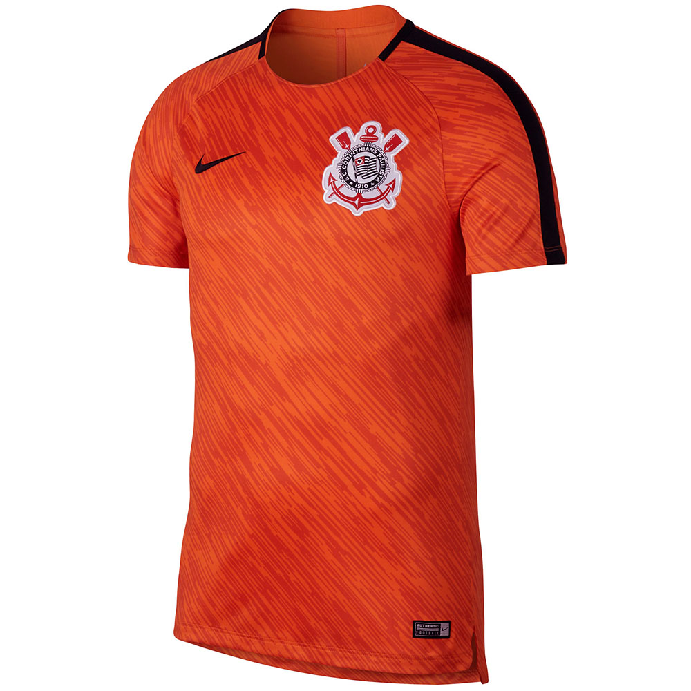 a9e0120bfc26d Camiseta Nike Corinthians Treino 2018