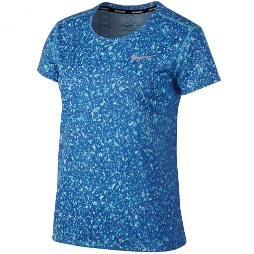 Camiseta Nike Dry Running Top Brthe Chllgr