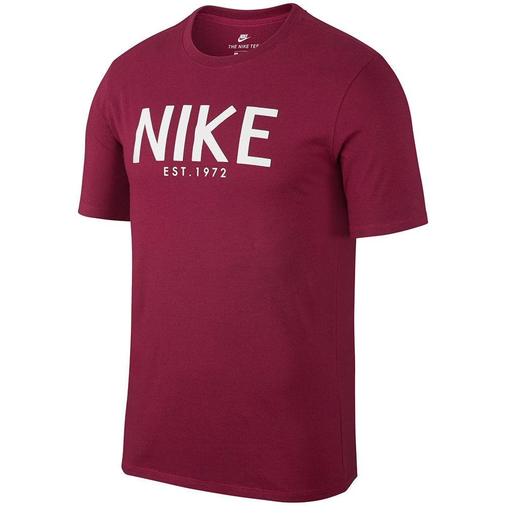Camiseta Manga Curta Nike Sportswear Tee Ho Art