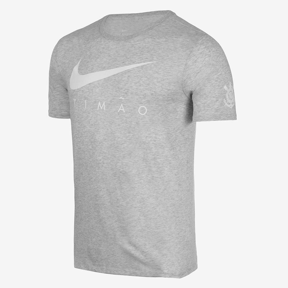 Camiseta Nike Manga Curta SC Corinthians Dry Tee