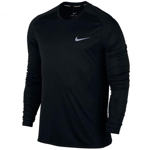 Camiseta Nike Manga Longa Dry Miler Top LS
