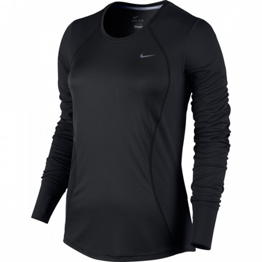 Camiseta Nike Racer Manga Longa