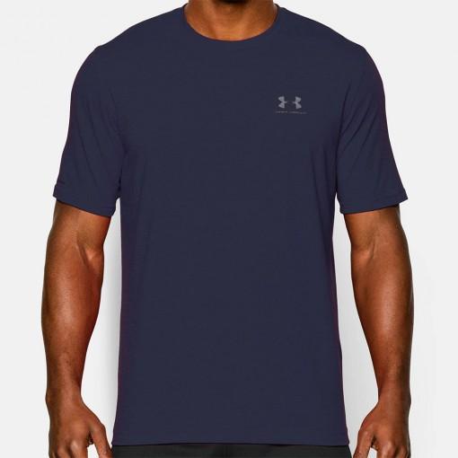 Camiseta Under Armour CC Left Chest Lockup