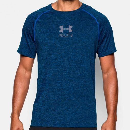 Camiseta Under Armour Run ABE Twist SS Tee
