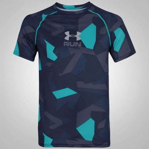 Camiseta Under Armour Run Graphic SS Tee