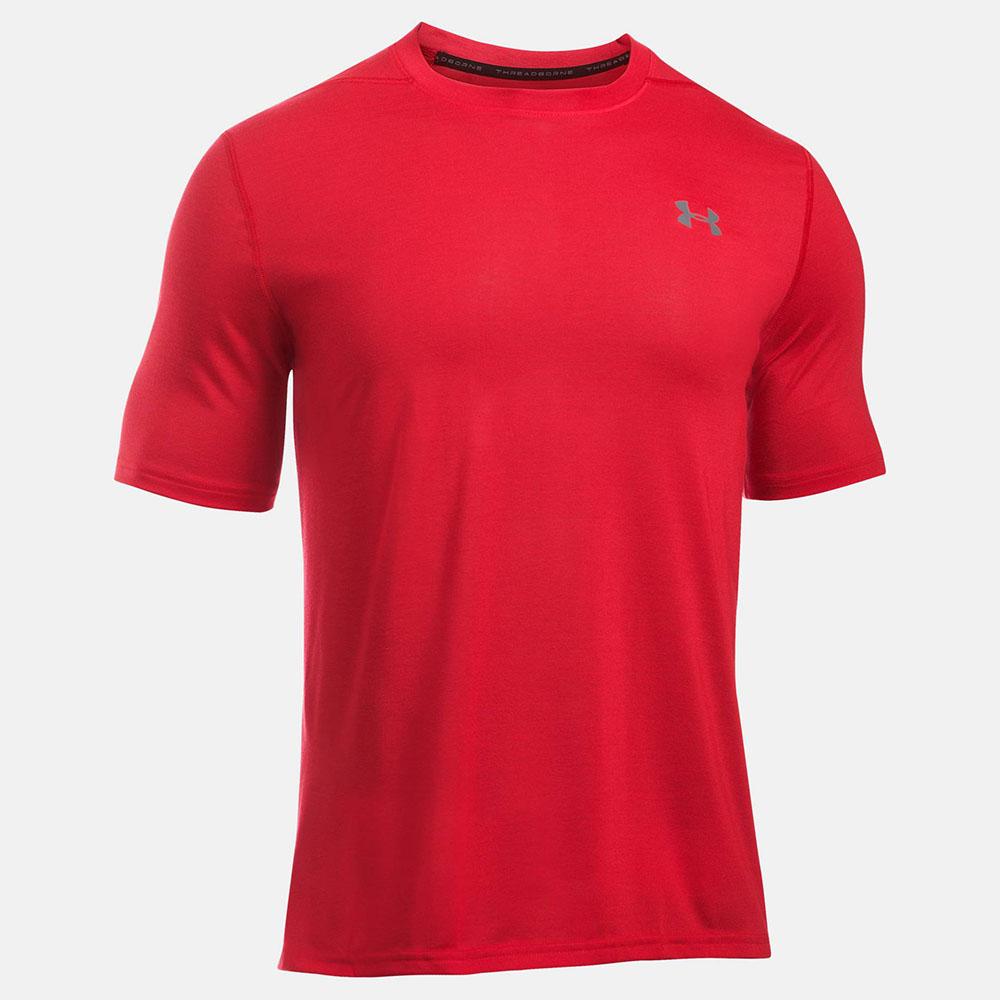 cámara Pensativo Enorme  Camiseta Under Armour Threadborne