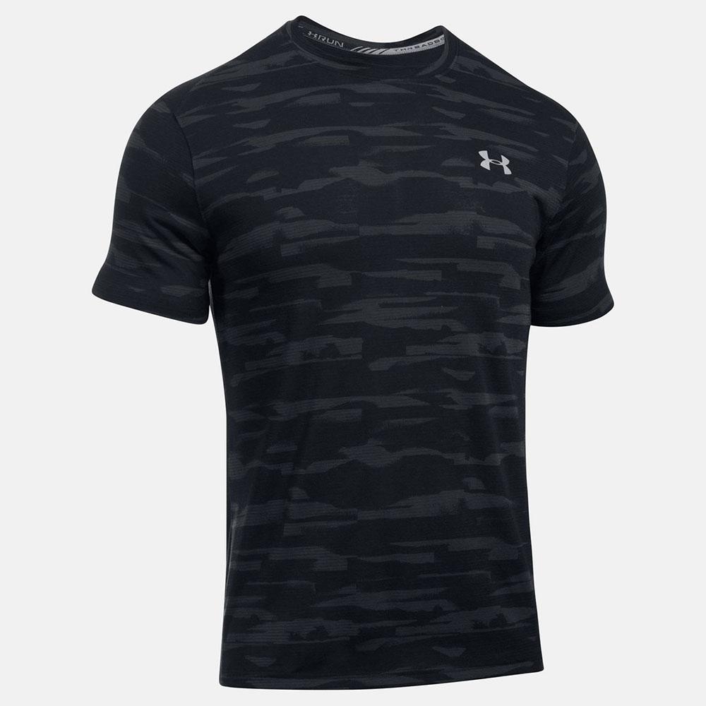 Camiseta Under Armour Threadborne Run Mesh