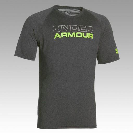 Camiseta Under Armour Wordmark Stacked