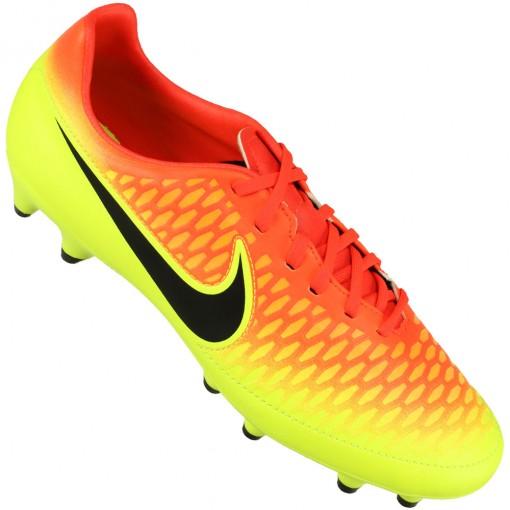 Chuteira Campo Nike Magista Onda Fg c29a5d50a7f70