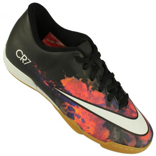 8db424d6cc Chuteira Futsal Nike Mercurial Vortex II Cr7