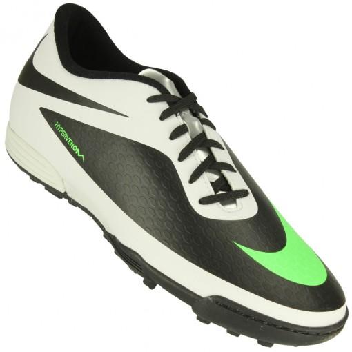 Chuteira Society Nike Hypervenom Phade TF 0fe564fa63481