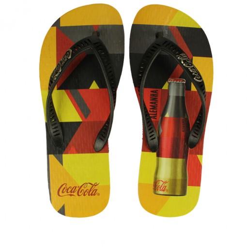 Chinelo Coca-Cola Todo Mundo