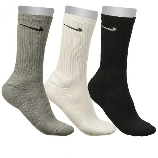 Kit 3 Meias Nike Cano Alto