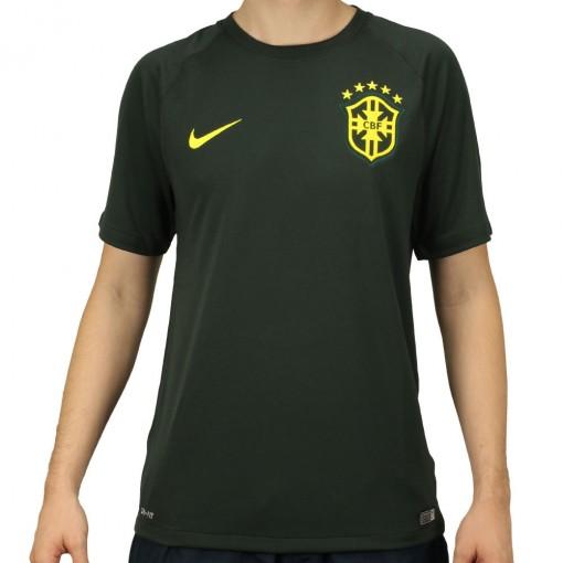 Camisa Nike Seleção Brasil III 2014