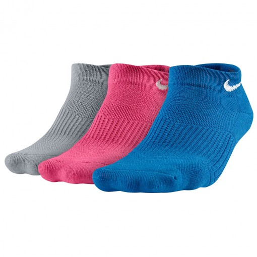 Kit 3 Meias Nike Cano Curto