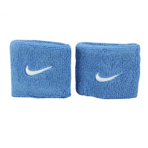 Munhequeira Nike Pequena Swoosh Wristband 2 Unidades