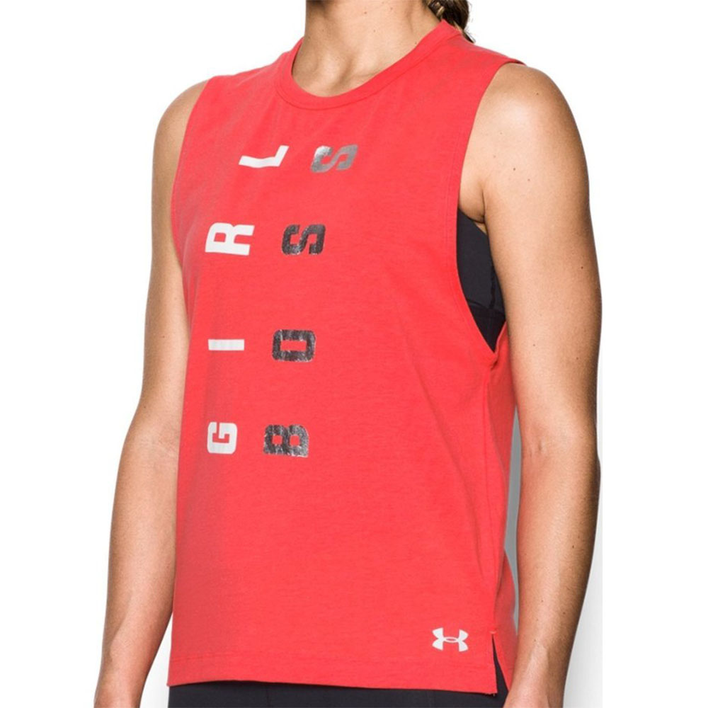 Regata Under Armour Muscle Tank Boss