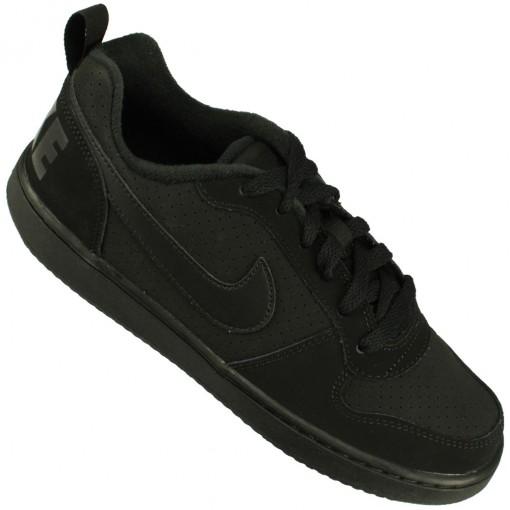 Tênis Nike Court Borough Low Gs Juvenil