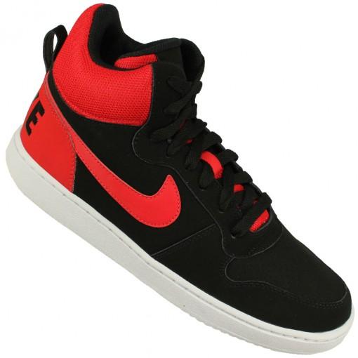 Tênis Nike Court Borough Mid