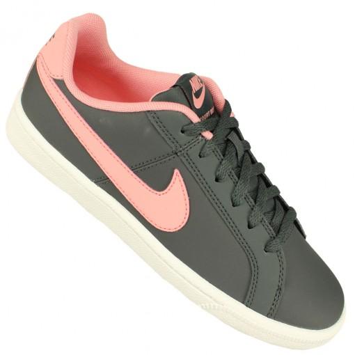 Tênis Nike Court Royale Gs Juvenil 8c6f6e330d221