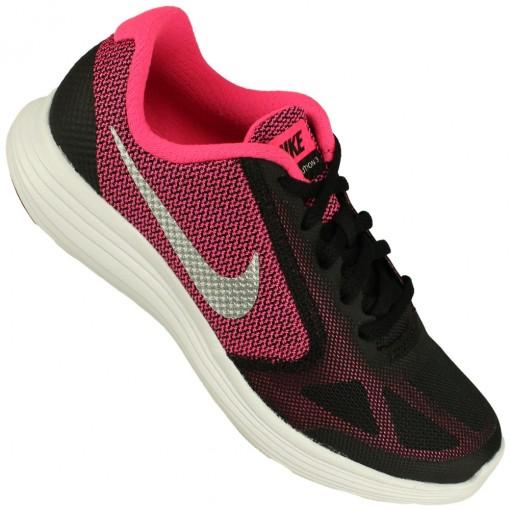 a2b79a8e0dd Tênis Nike Revolution 3 Gs Juvenil