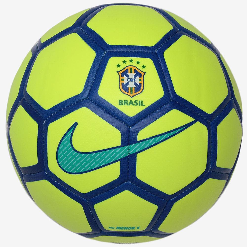Imagem - Bola Futsal Nike CBF Brasil Menor
