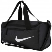 Bolsa Nike Alpha Adapt Crossbody Duffel  | Preto-Branco