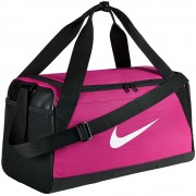 Bolsa Nike Brasilia Duffel Small | Pink-Preto