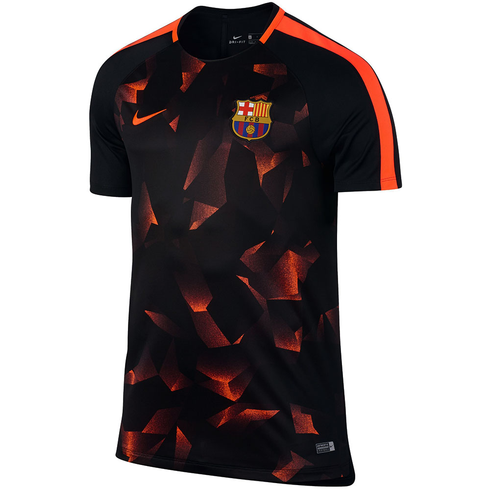 Imagem - Camisa Nike Manga Curta Barcelona Football Top