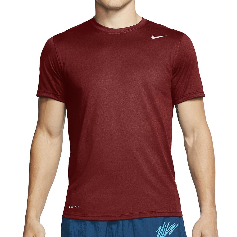 Imagem - Camiseta Masculina Nike Dry Training Vinho