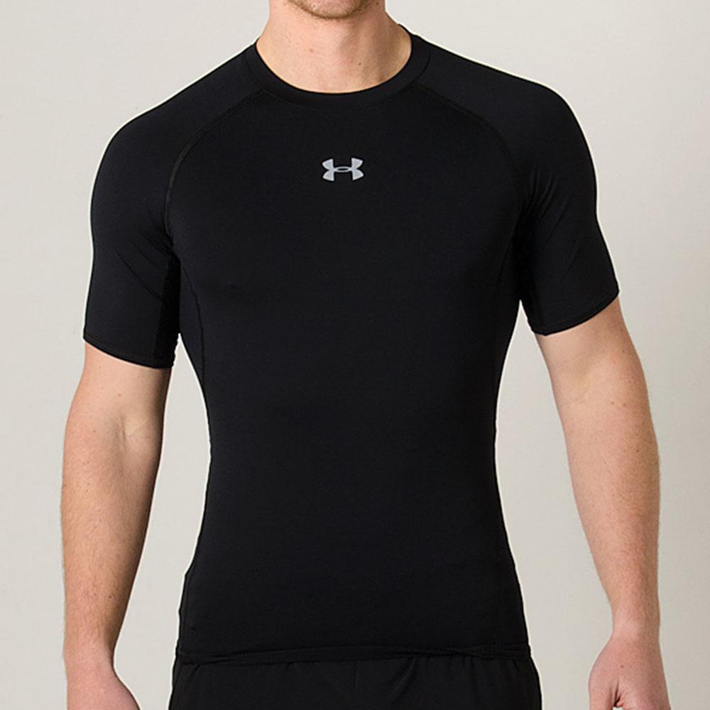 Imagem - Camiseta Under Armour Compressão HG SS Brasil