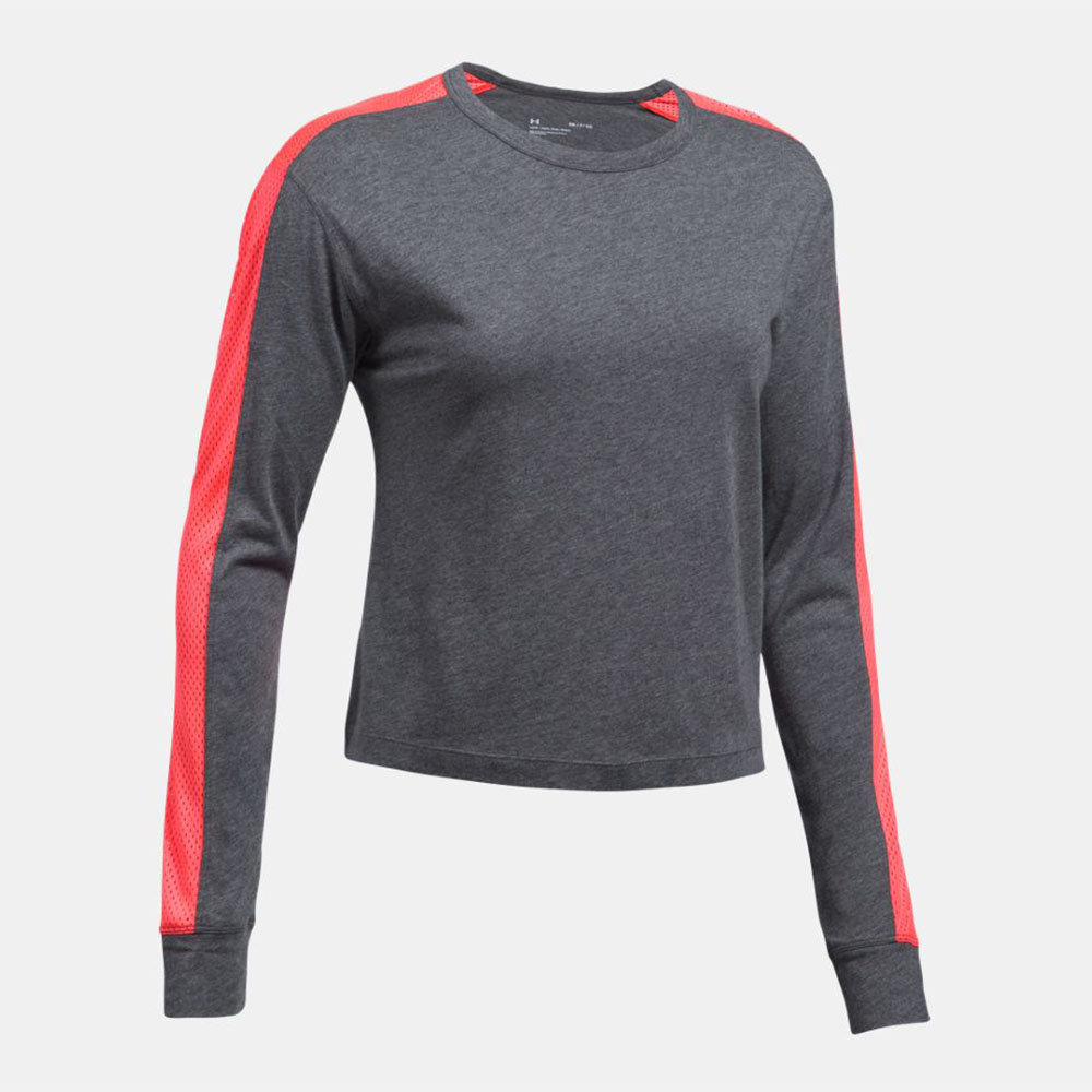 Imagem - Camiseta Under Armour Favorite Mesh LS Graphic
