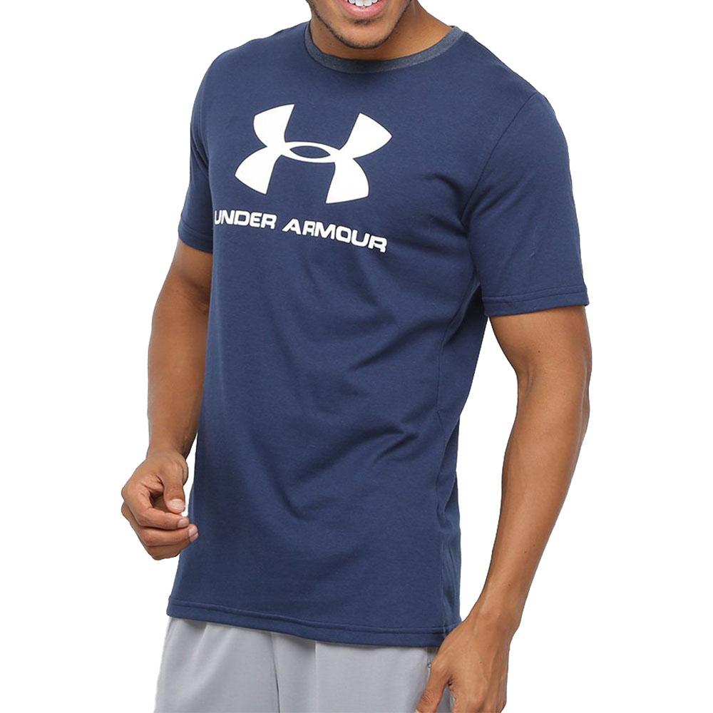 Imagem - Camiseta Under Armour Sportstyle 1359394 Masculina cód: 009487