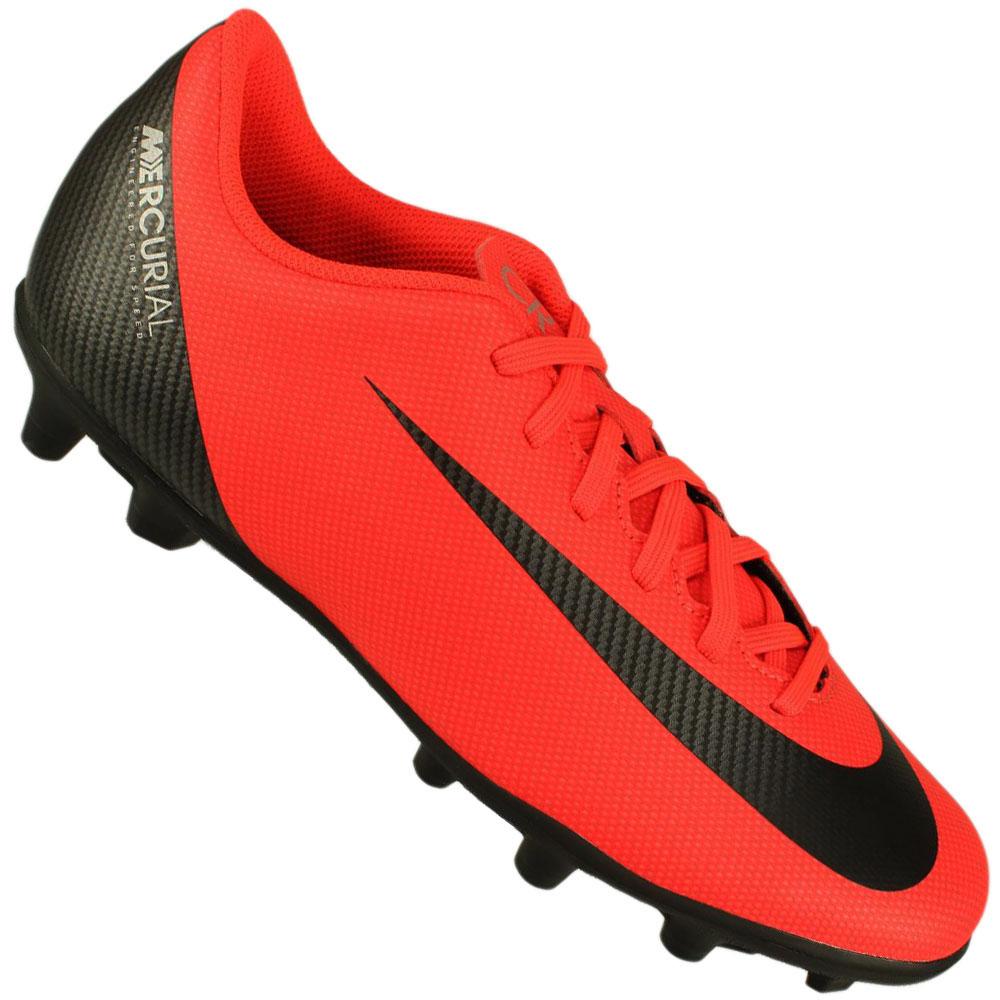 Imagem - Chuteira Campo Nike Vapor 12 Club CR7