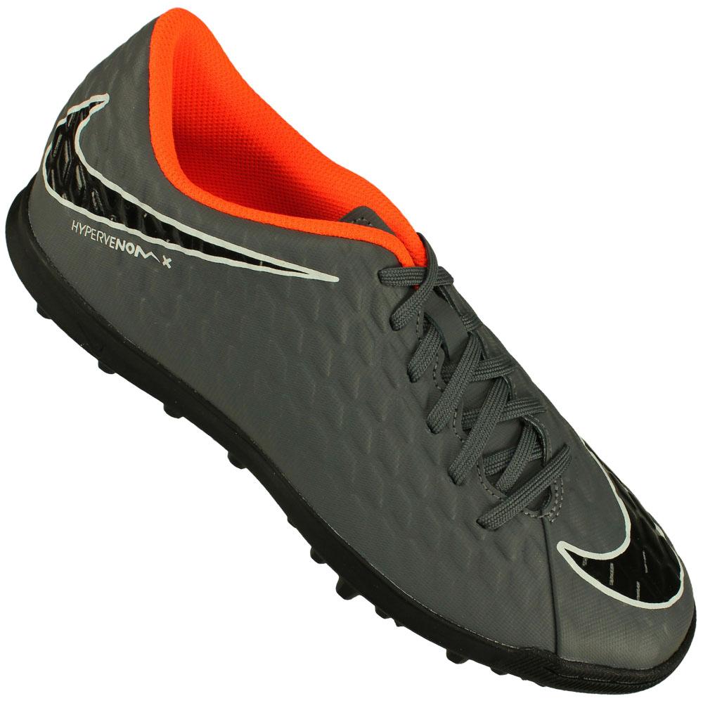 Imagem - Chuteira Society Nike Hypervenom Phant 3