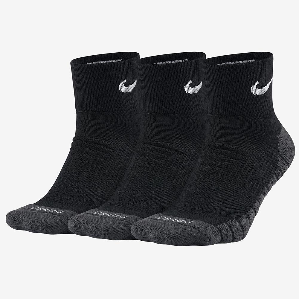 Imagem - Kit 3 Meias Nike Cano Médio Dry Cushion
