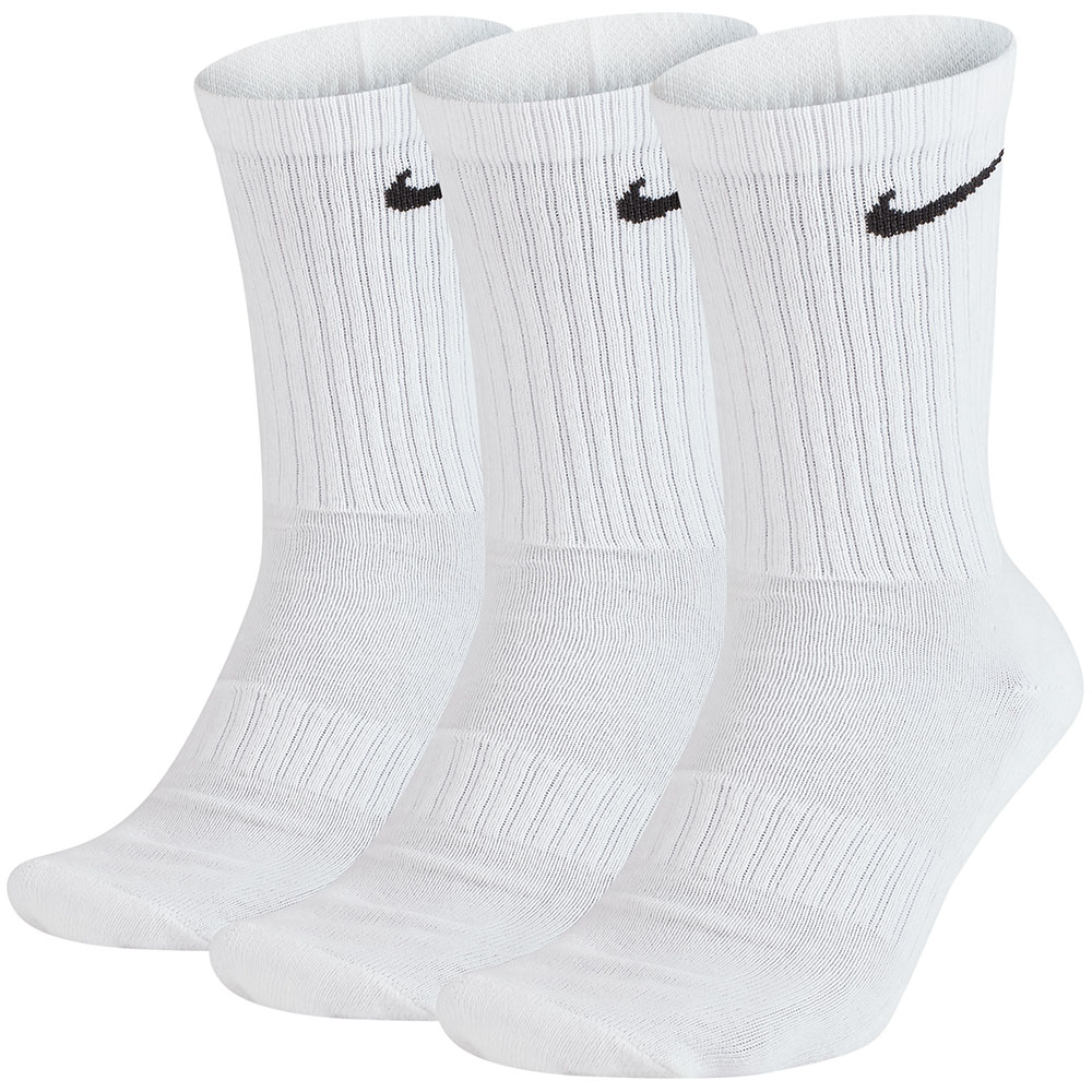 Imagem - Kit 3 Pares de Meias Nike Everyday Crew