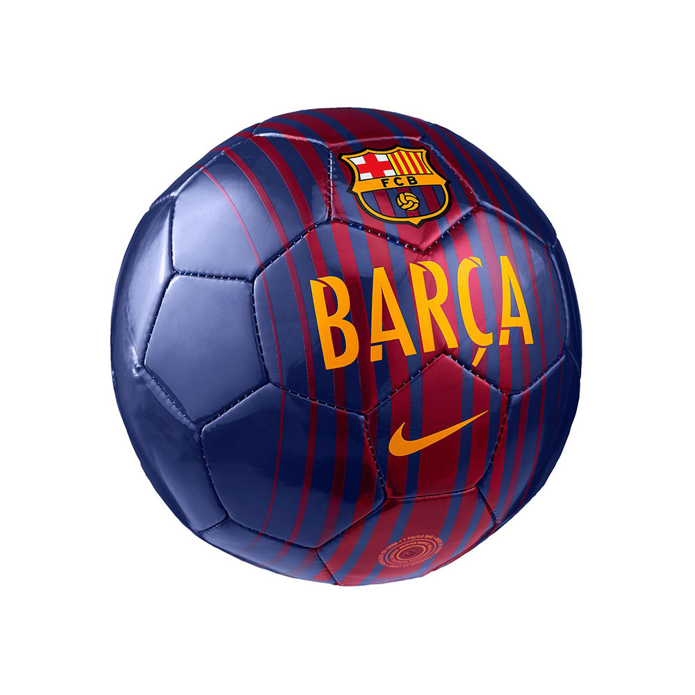 Imagem - Mini Bola Nike Skills Barcelona FC Football