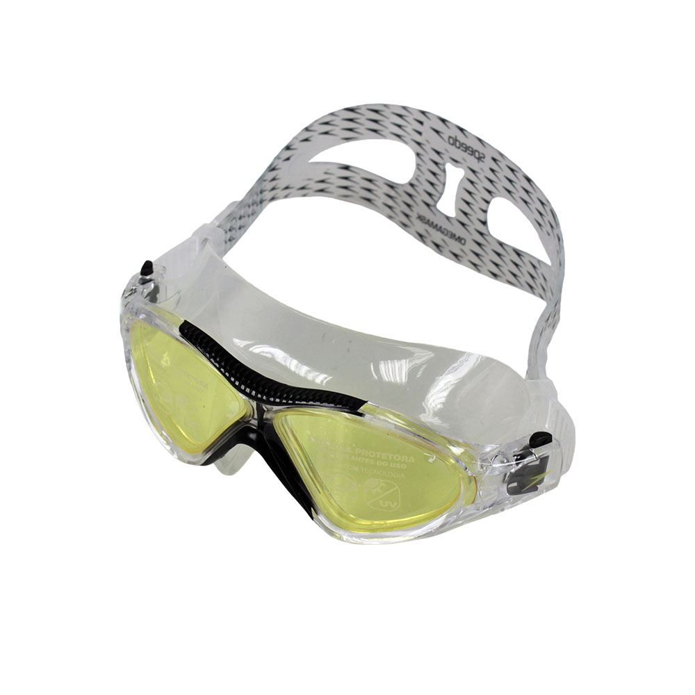 Imagem - Óculos Speedo Omega Swim Mask Masculino
