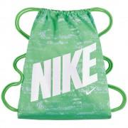 Sacola Nike Ya Graphic Gymsack | Verde Claro-Branco