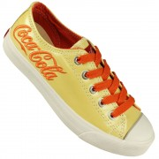 Imagem - Tênis Coca-Cola Shoes New Leather Low