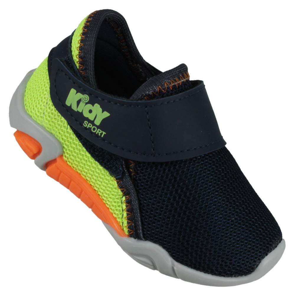 Imagem - Tênis Kidy Colors 008101 Infantil cód: 009939