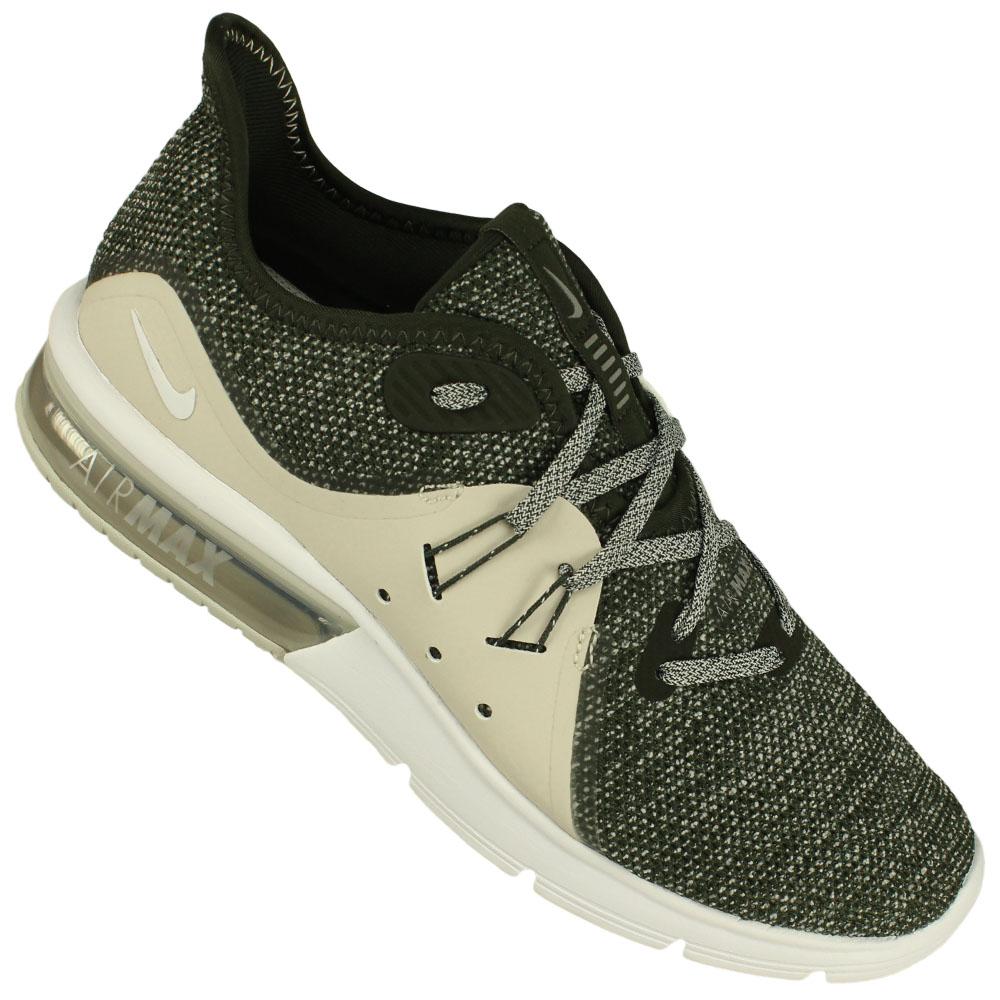 7fc96842c6 Imagem - Tênis Nike Air Max Sequent 3