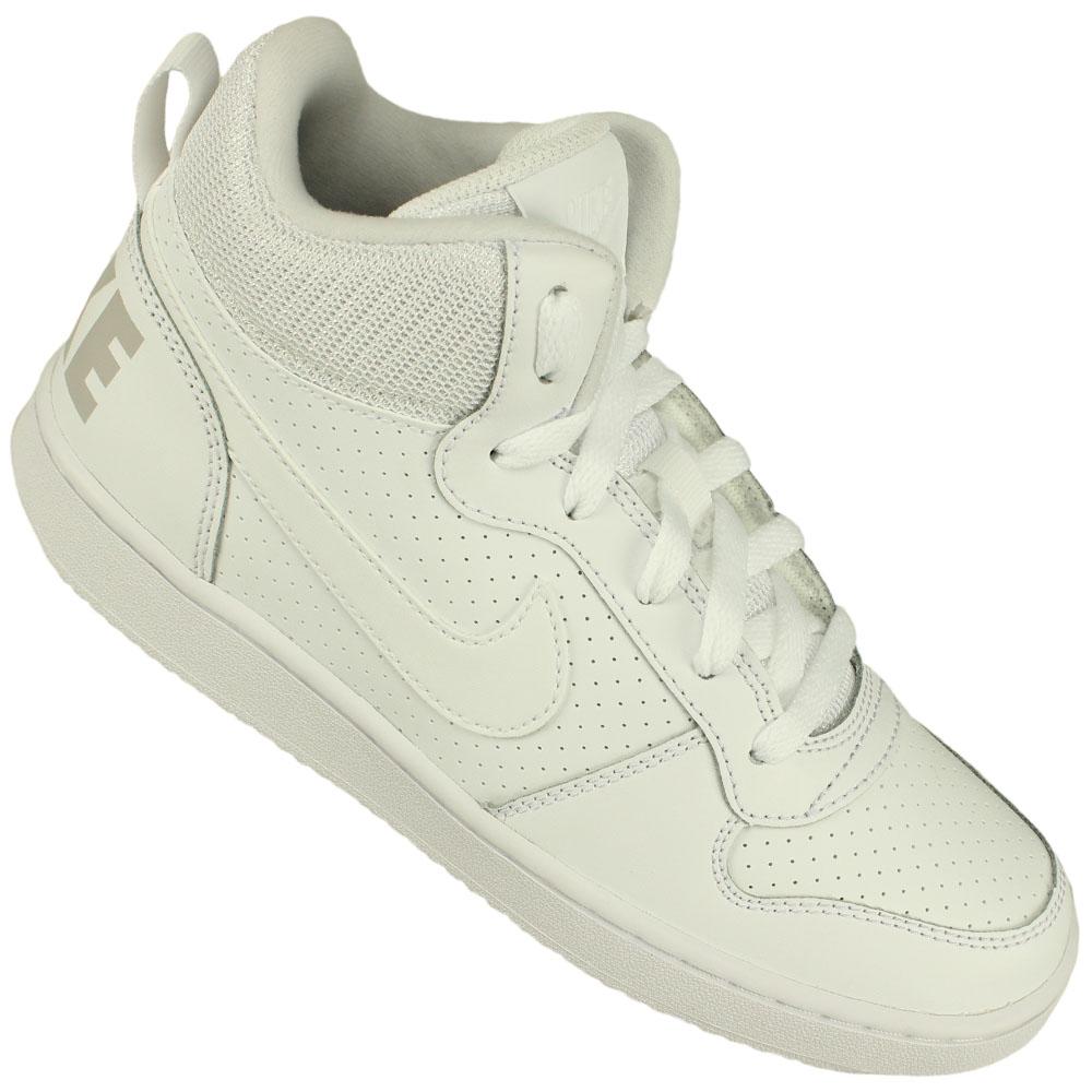 Imagem - Tênis Nike Court Borought Mid GS Juvenil