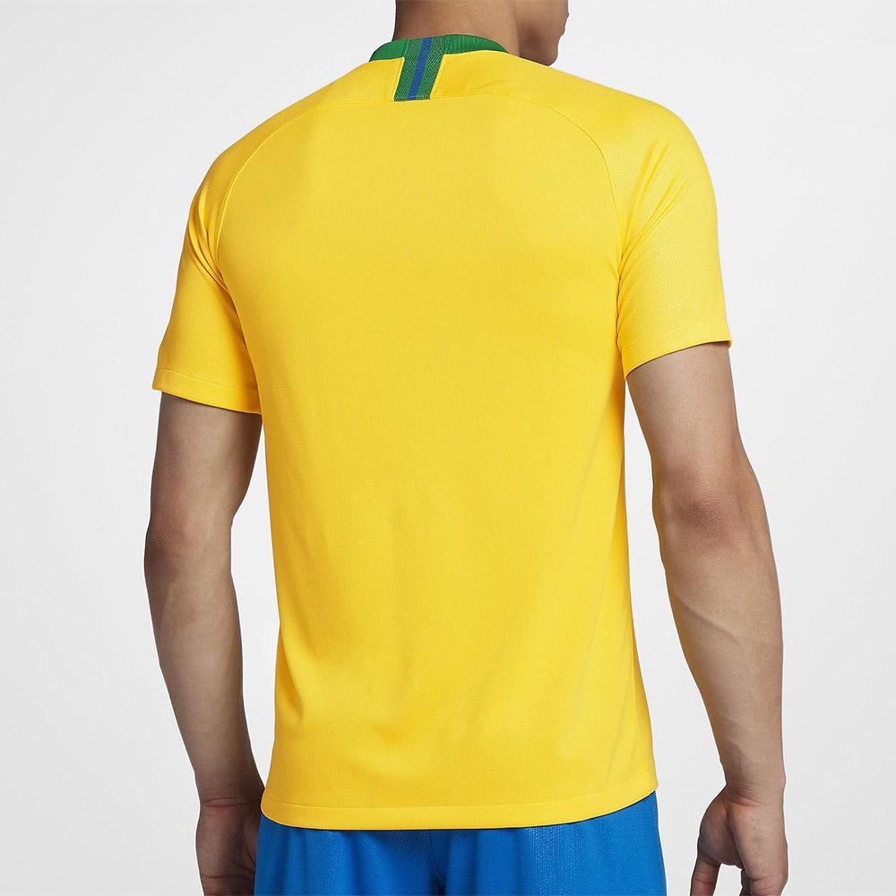 dd1799c20ef2a ... Camisa Nike CBF Seleção Brasil I 2018 19 Torcedor 2 ...