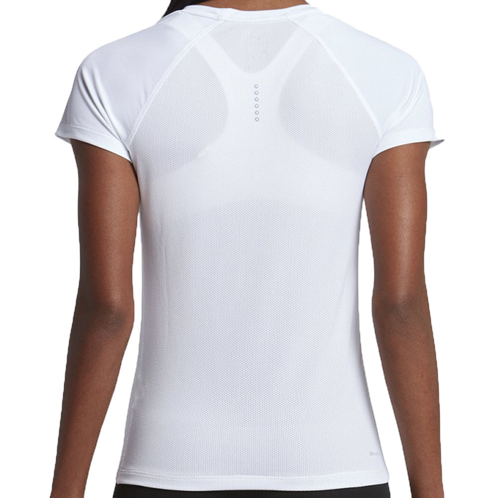Camiseta Nike Manga Curta Dry Miler Top 2