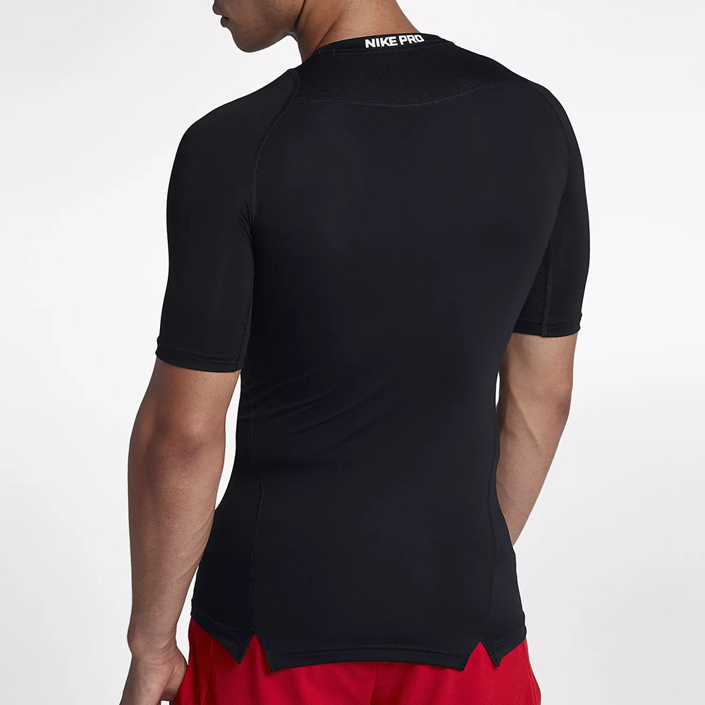 Camiseta Nike Manga Curta Pro Cool Top SS Compression