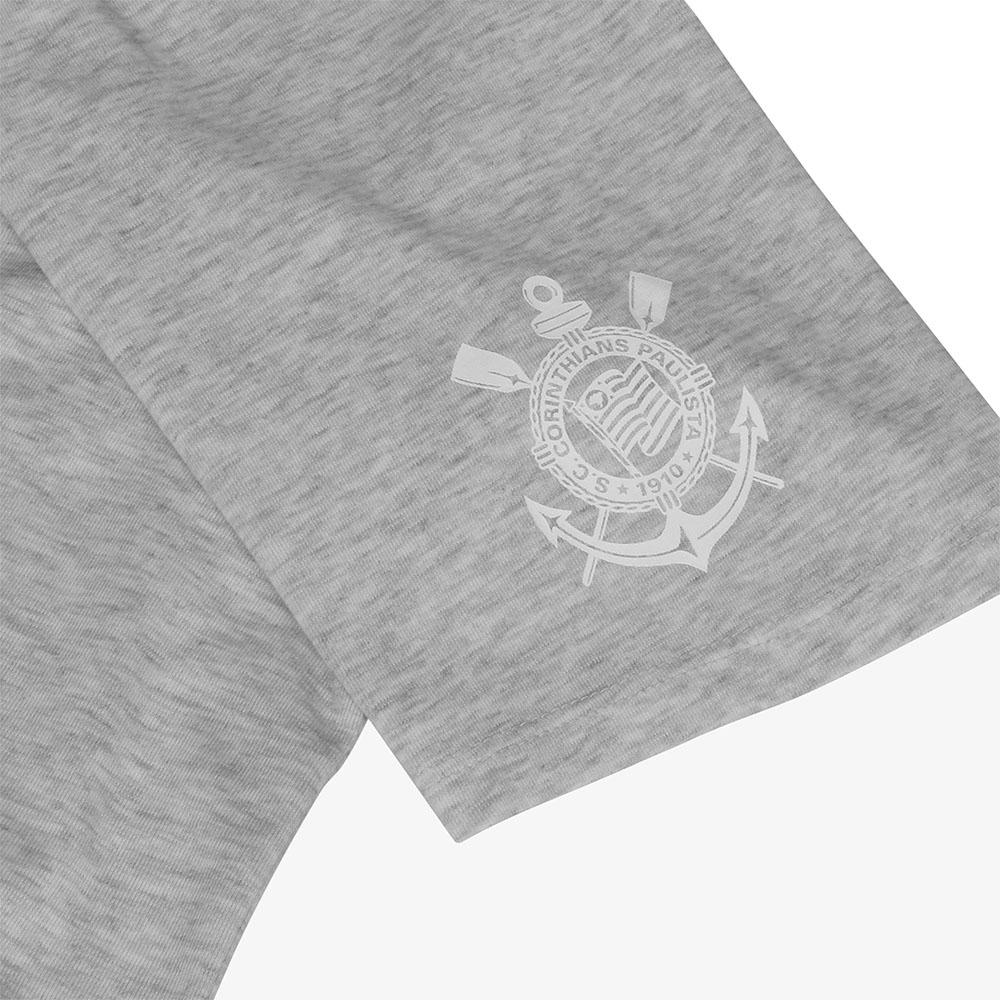 Camiseta Nike Manga Curta SC Corinthians Dry Tee 3