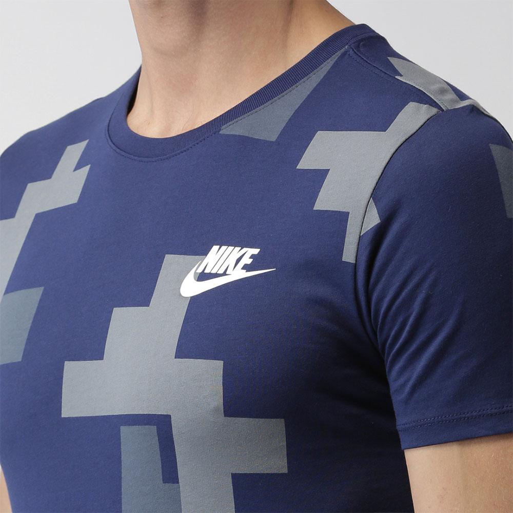 Camiseta Nike Manga Curta Sportswear Tee FW 4