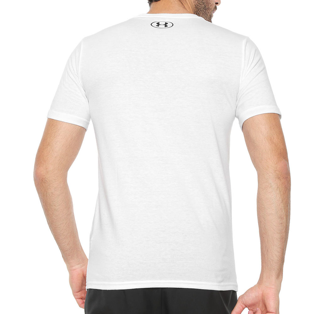 Camiseta Under Armour 8000002 Esportiva Logo Masculina 2